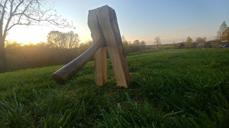 Lumber Jacker  4-9-20