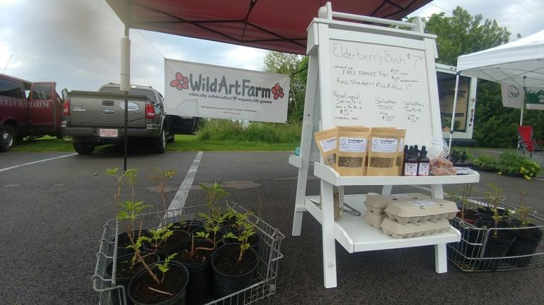 Metcalfe County Farmers Market 5-22-20