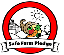 We've taken the Safe Farm Pledge