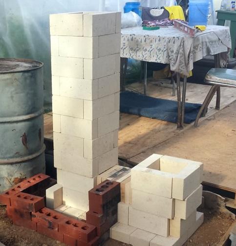 Rocket Mass Heater Workshop
