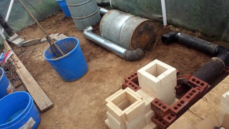 Pipes & Barrels
