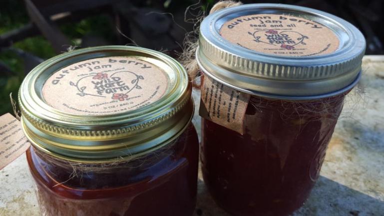 Autumnberry Jam
