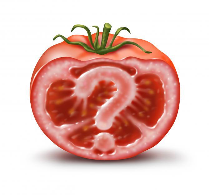 a tomato?