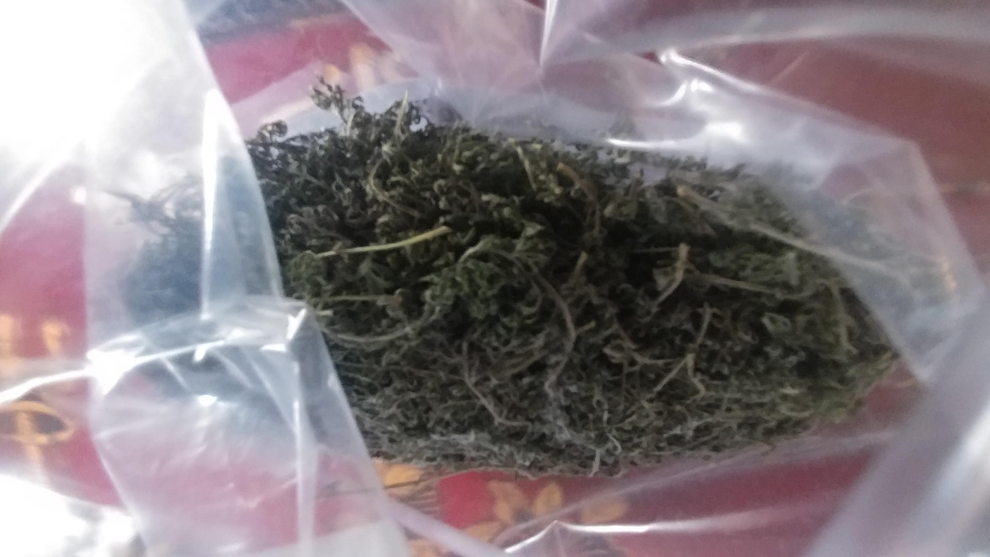 Dried Yarrow Leaf