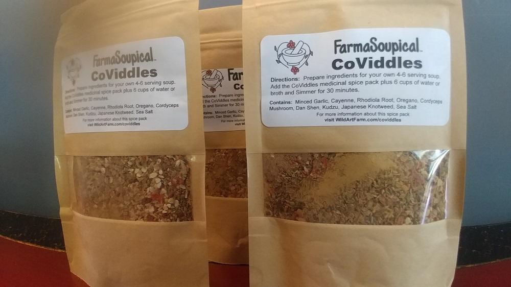 CoViddles Medicinal Soup Seasoning Pack